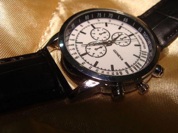 мужские часы Geneva Tachymeter идеал кварц