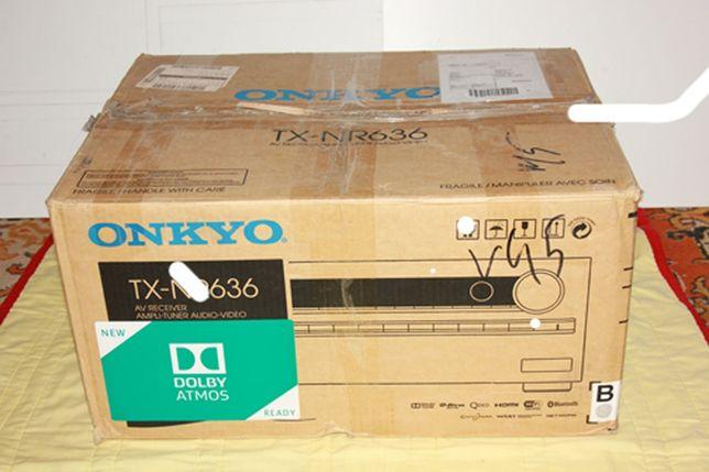 Продам Б\У ресивер Onkyo TX-NR 636