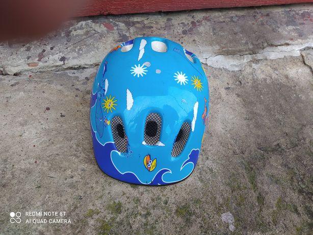 Kask na rower rolki itp dla dziecka