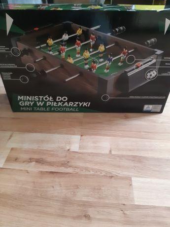 Prezent_NOWE_mini stół piłkarzyki