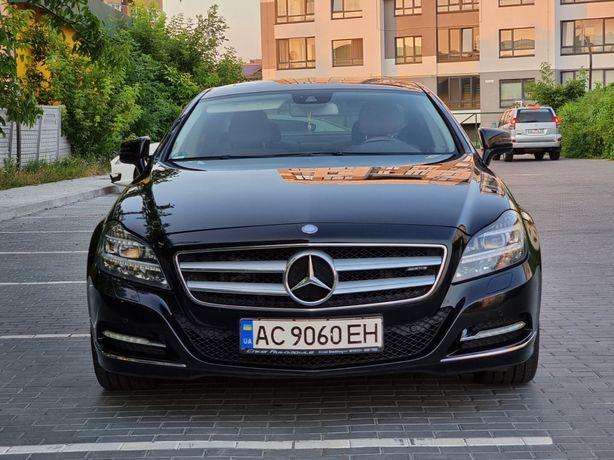 Mercedes CLS 350 2011