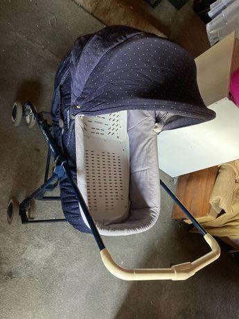Wózek gondola i fotelik
