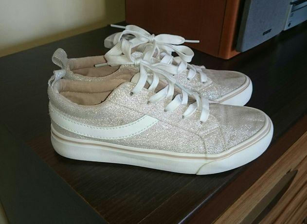 Trampki, buty Primark 35 Pudrowy róż