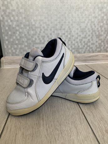 Кроссовки Nike кожанные оригинал