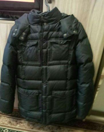 Дуже тепла зимова курточка