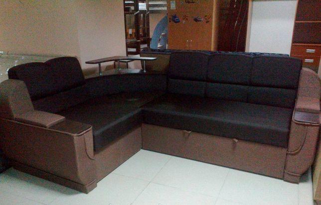 Угловой диван Меркурий новый со склада, в наличии. Доставка 280 грн