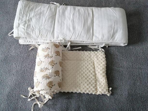 Ochraniacze na łóżeczko dziecięce