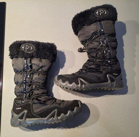 Kozaki śniegowce buty zimowe Primigi rozmiar 32