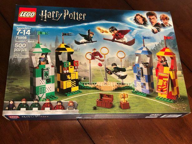 LEGO 75956 HARRY POTTER - QUIDDITCH CUP - Nowy i Oryginalny Zestaw !!!