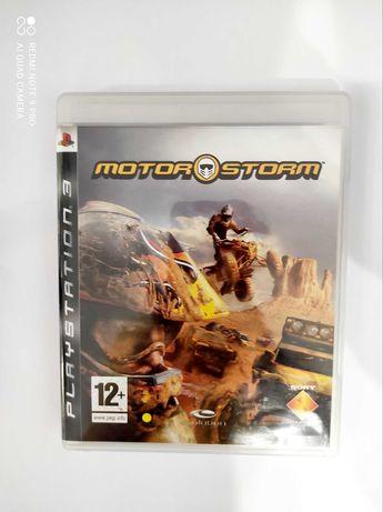 Motor storm ps3  .