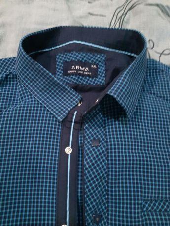 Рубашка на подростка 13-15 лет размер XXL