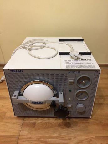 Автоклав стерилізатор Melag 15 в ідеальному стані
