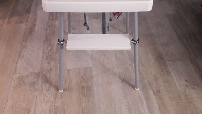 Nowy podnóżek do krzesełka Ikea Antilop