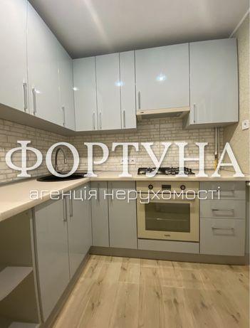 Евроремонт, 1-ком с мебелью и техникой!!!