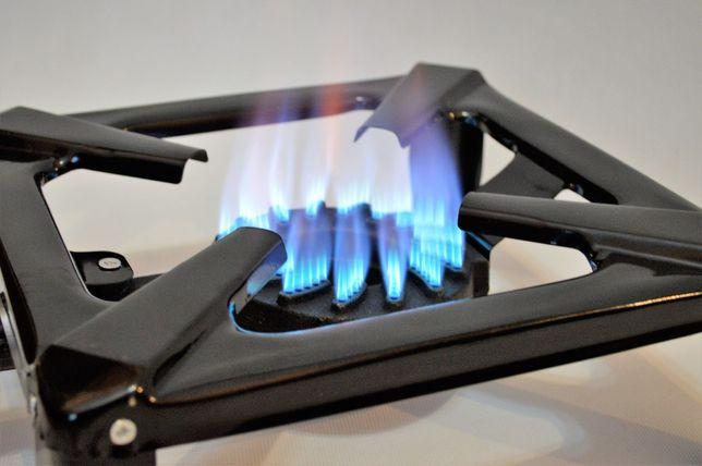 Taboret gazowy 5,8kW do 10 kW reduktor + wąż