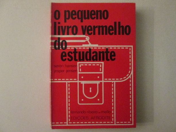O pequeno livro vermelho do estudante- Soren Hansen, Jesper Jensen