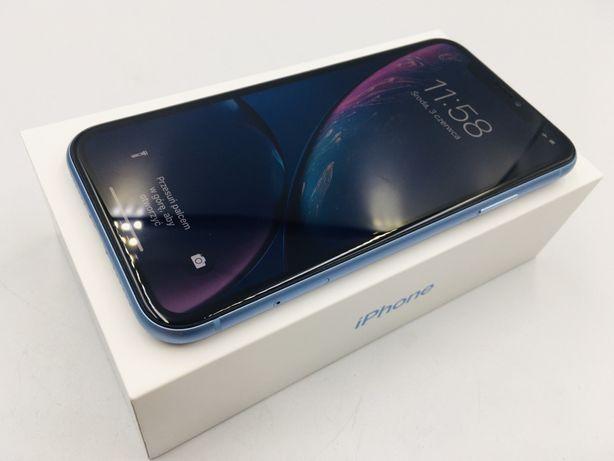 iPhone XR 64GB BLUE • PROMOCJA • GWARANCJA 1 MSC • AppleCentrum