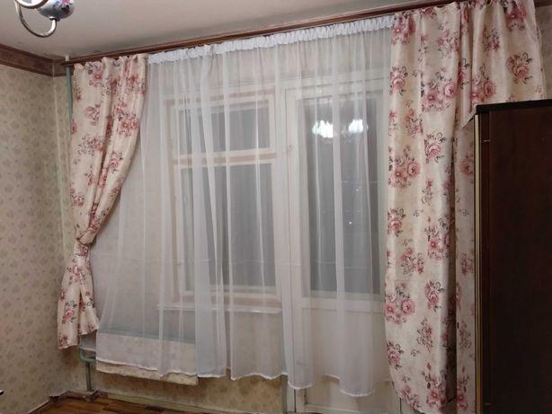 Продам шторы и тюль комплект