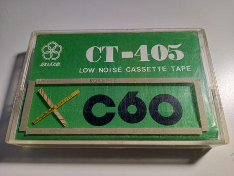 Kaseta magnetofonowa CT-405 C60