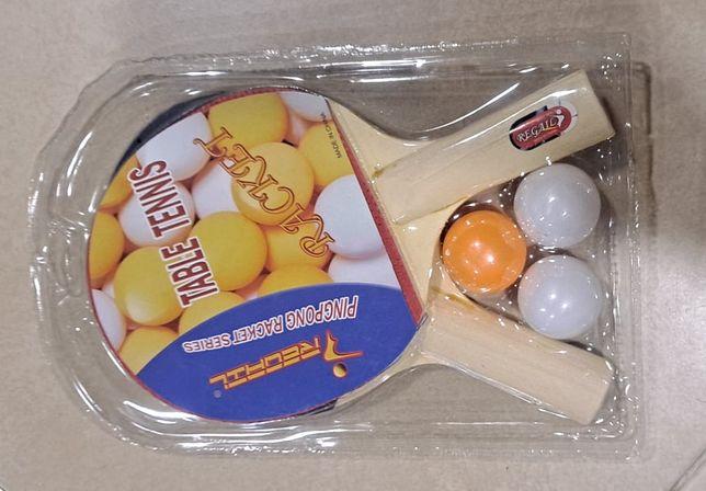 Raquetes Ping Pong Conjunto SELADO