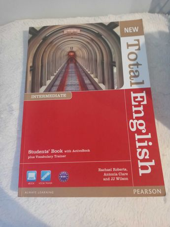 New Total English Intermediate Student's Book with CD (angielski)