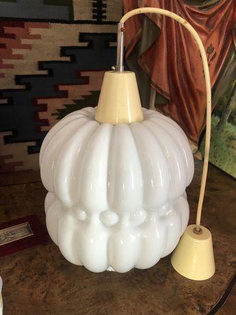 Lampa Polam PRL Dynia New look