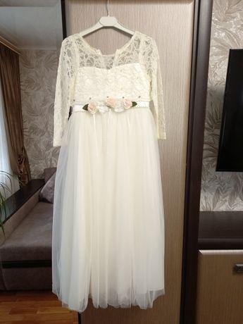 Платье нарядное детское, сукня святкова дитяча