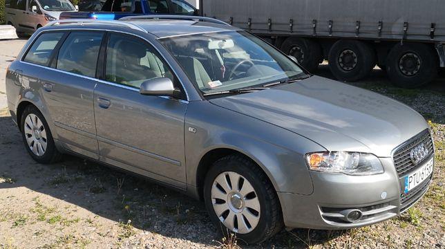 Audi a4 b7 1.9 tdi opłaty na rok