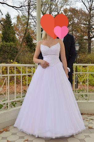 Księżniczka Suknia Ślubna