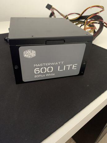 Fonte cooler master Masterwatt 600 Lite