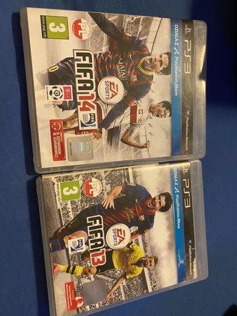 FIFA 13 14 zestaw PS3
