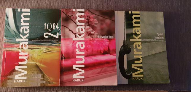Murakami Książki