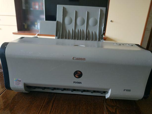 Струйный принтер Canon б/у