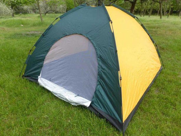 Палатка 8 ми местная туристическая 2,2х3х1,7м не автомат.