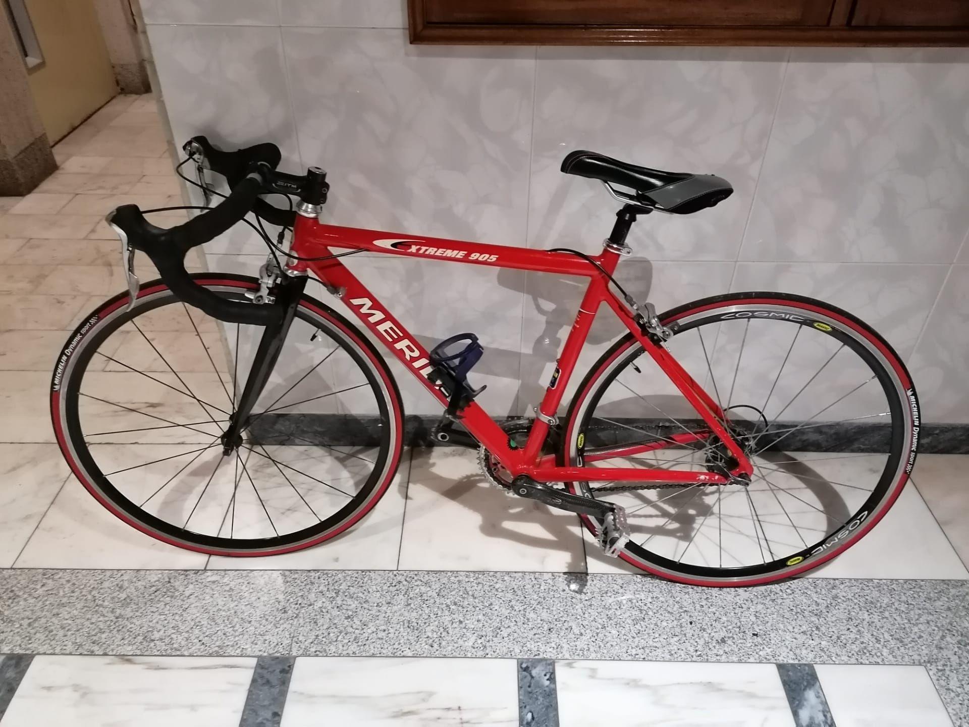 Bicicleta Quadro M Roda 28
