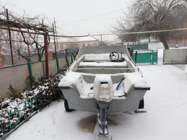 "Пластиковая лодка ""Нептун-3"""
