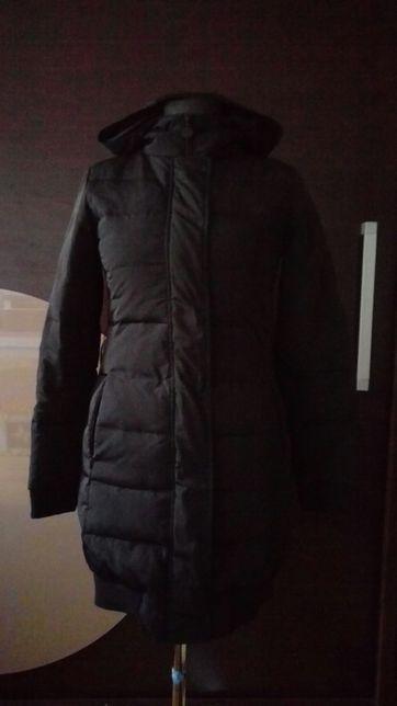 Zara puchowa kurtka S