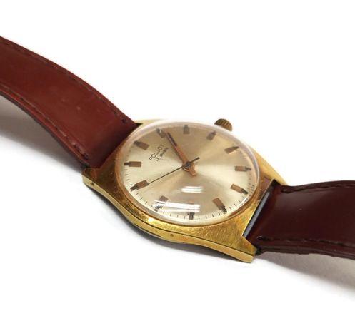 Zegarek POLIOT nakręcany