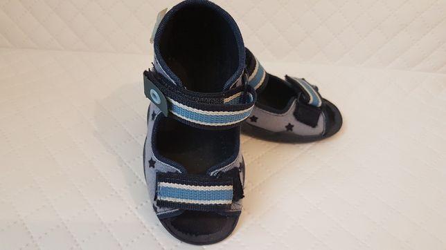 Kapcie pantofle sandałki Befado Snake rozmiar 22