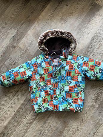 Зимняя куртка Lenne на рост 86+ 6