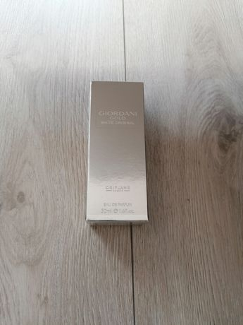 Giordani white Original woda toaletowa Oriflame