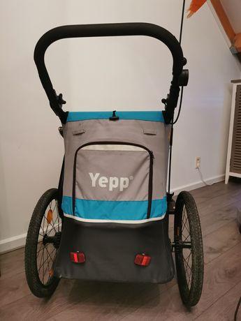 Przyczepka rowerowa yepp solo