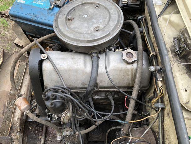 Мотор ВАЗ 2105