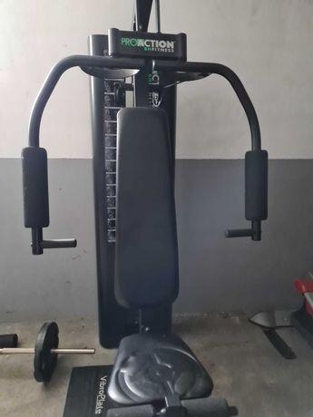 Maquina de ginasio multifunçoes BH