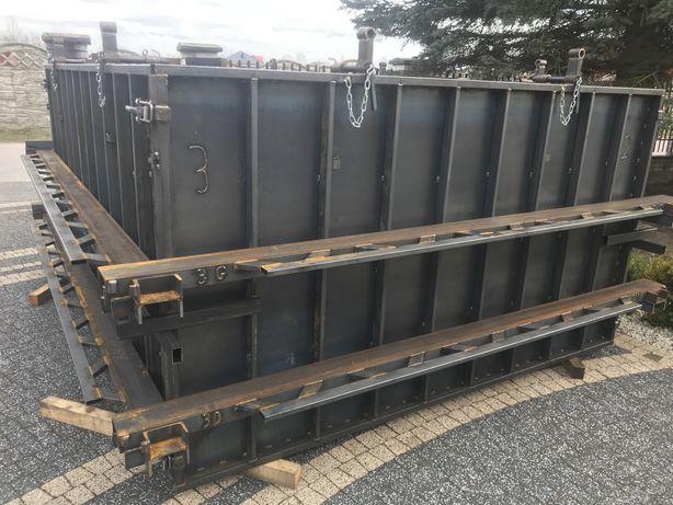 Forma do produkcji zbiornikow betonowych