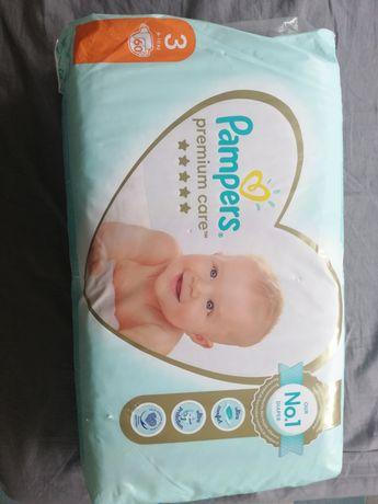 Zamienie Pampers Premium Care 3 60 szt.