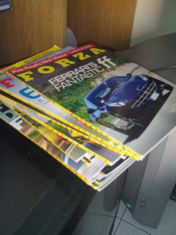 20 revistas da FORZA