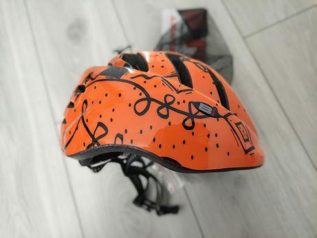 Nowy dziecięcy kask rowerowy 52-56 cm z atestem imp. Merida