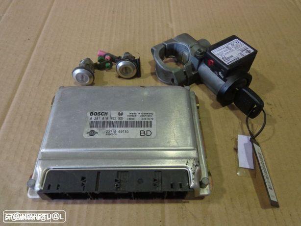 Conjunto centralina Nissan Cabstar 120