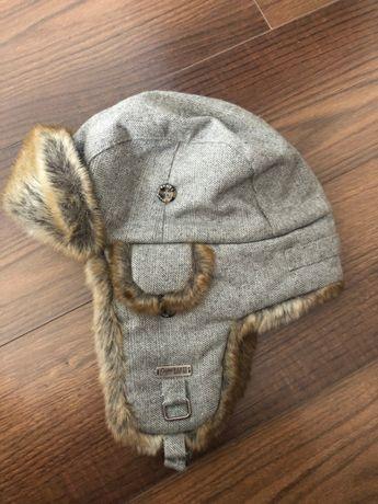 czapka uszatka Barts